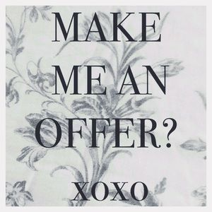 I 💖 OFFERS!